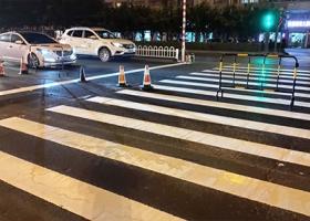 涟水县城创卫划线